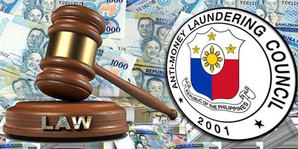 菲律宾反洗钱法